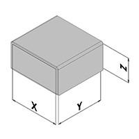 Elektronikgehäuse EC10-3xx