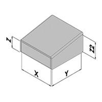 Pultgehäuse EC40-2xx