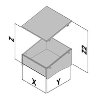 Pultgehäuse EC40-4xx
