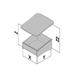 Pultgehäuse EC40-410-6
