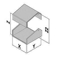 Pultgehäuse EC41-2xx