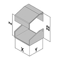 Pultgehäuse EC42-2xx