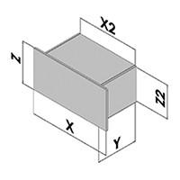 Rackschublade EC50-7xx
