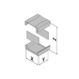 Gehäuse EC10-100-26
