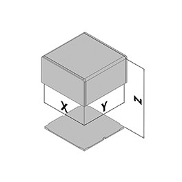 Gehäuse EC10-400-0