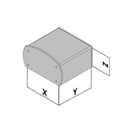 Wandgehäuse EC30-810-6