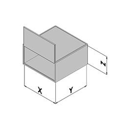 Wandgehäuse EC30-820-0