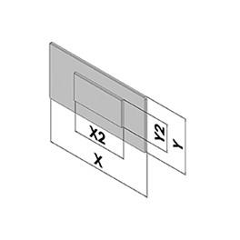 Frontplatten EC50-640-5