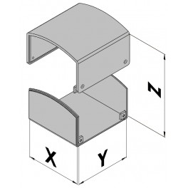 Gehäuse EC10-260-3