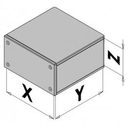 Wandgehäuse EC30-410-0