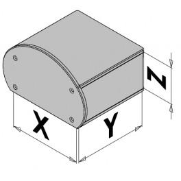 Wandgehäuse EC30-410-6