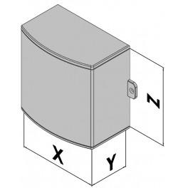 Wandgehäuse EC30-470-34