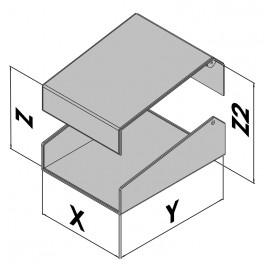 Pultgehäuse EC41-260-0