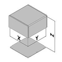 Multifunktionsgehäuse EC10-4xx