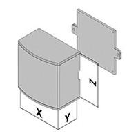 Wandgehäuse EC30-4xx