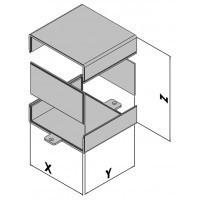 Wandgehäuse EC10-1xx