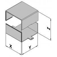 Wandgehäuse EC10-2xx
