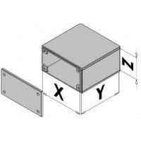 Kastengehäuse mit Türe EC30-4xx