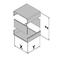Tischgehäuse EC10-1xx